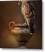 Sacred Moment Metal Print