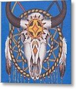 Sacred Things Metal Print by Billie Bowles