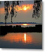 Sadness At Days End Metal Print