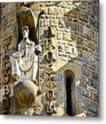 Sagrada Familia - Barcelona Spain Metal Print