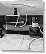 Saguenay Crossing Metal Print by Arkady Kunysz