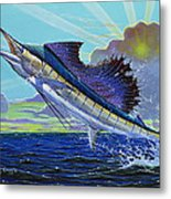 Sail Away Off0014 Metal Print