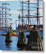 Sailabration Baltimore Metal Print
