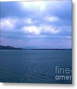 Sailing Around The Hebrides And Mull Metal Print