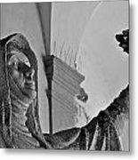Saint Catherine Of Siena Metal Print by Leslie Lovell