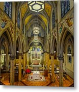 Saint Malachy The Actors Chapel  Metal Print