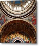 Saint Matthew's Cathedral Metal Print