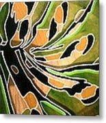 Saint Papilio Polyxenes Study Metal Print