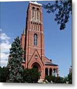 Saint Patrick's Church Metal Print