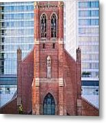 Saint Patrick's Church San Francisco Metal Print