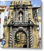 Saint Paul Church In Cordoba Metal Print