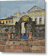 Saint Petersburg 16 Metal Print
