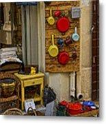Saint Remy De Provence France Dsc01944  Metal Print