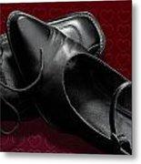 Saint Valentine Shoes Metal Print
