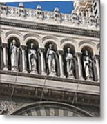 Saints Cathedral De La Major Metal Print