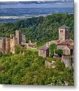 Saissac France Color Img 7740 Metal Print