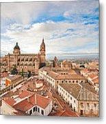 Salamanca Metal Print by JR Photography