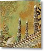 Saleh Mosque Metal Print