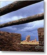 Salinas Pueblo Mission Abo Ruins 5 Metal Print