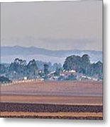 Salinas Valley Metal Print