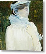 Sally Fairchild Metal Print by John Singer Sargent
