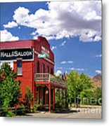 Saloon - Dayton - Nevada Metal Print