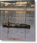 Salt Collector Metal Print