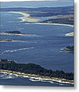 Salter, Stage And Pond Islands At The Metal Print
