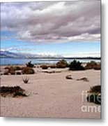 Salton Sea California Metal Print
