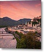 Salzburg 02 Metal Print