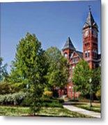 Samford Hall - Auburn University Metal Print