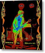 Sammy And Special Guests 1977 Metal Print