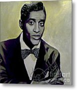Sammy Davis Jr. Metal Print