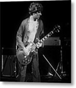 S H In Spokane On 2-2-77 Metal Print