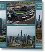 Sample Aerial Photography Services Readme Metal Print