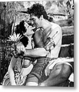 Samson And Delilah, From Left, Hedy Metal Print