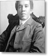 Samuel Coleridge-taylor (1875-1912) Metal Print