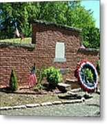 Samuel Huntington Tomb Metal Print