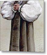 Samuel Wilberforce (1805-1873) Metal Print
