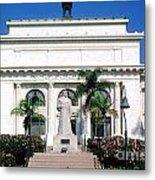 San Buenaventura City Hall Building California Metal Print