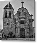 San Carlos Cathedral 2 Metal Print