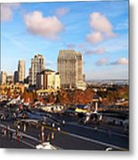 San Diego - From The U S S Midway Metal Print