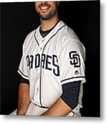 San Diego Padres Photo Day Metal Print