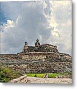 San Felipe Fort Metal Print