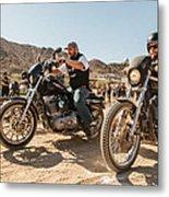 San Felipe Racing Metal Print