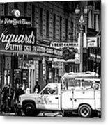 San Francisco Union Square Metal Print