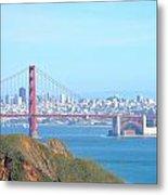San Fransisco Metal Print