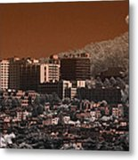 San Fransisco Sector Metal Print