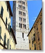 San Frediano Tower Metal Print