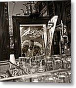 San Gines - Chocolateria - Madrid Metal Print